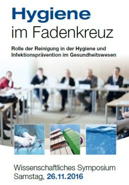"""GHUP-Symposium: """"Hygiene im Fadenkreuz"""""""
